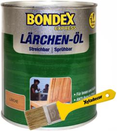 Bondex Express  Lariks Olie Larche 750 ml