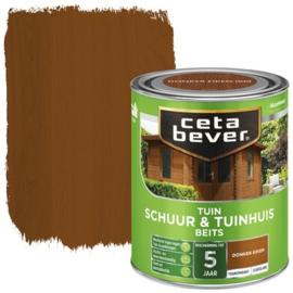 Cetabever Schuur & Tuinhuis Beits ZG Transparant Donker Eiken 750 ml