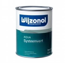 Wijzonol Aqua Systeemverf 1 Liter