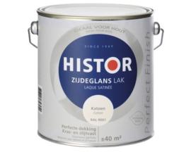 Histor Zijdeglans Lak Leliewit 6213 2,5 Liter