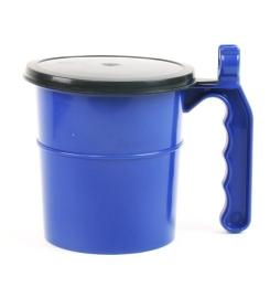 Verfbeker + Deksel 700 ml