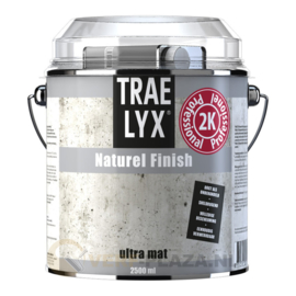 Trae-Lyx Naturel Finish Ultra Mat 2,5 liter