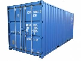Container Coating Blauw 5 liter
