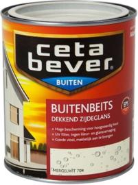 Cetabever Buitenbeits Dekkend Mergelwit 704 750 ml