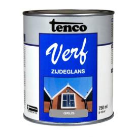 Tenco Verf Zijdeglans Grijs 750 ml