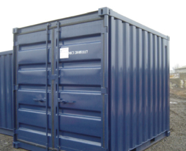 Container Coating Donkerblauw 5 liter