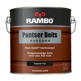 Rambo Pantserbeits Hoogglans Dekkend Ivoorwit 1101 2,5 Liter