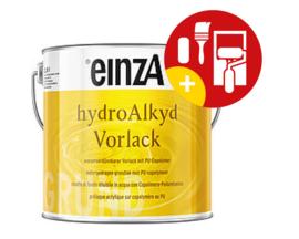 einzA Hydro Alkyd Vorlack Wit 750 ml