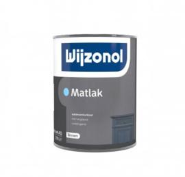 Wijzonol Matlak Binnen Waterverdunbaar 500 ml