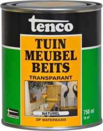 Tenco Tuinmeubel Beits Transparant 550 Naturel 750 ml