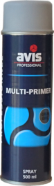 Avis Professional Multi-Primer Spray Grey 500 ml