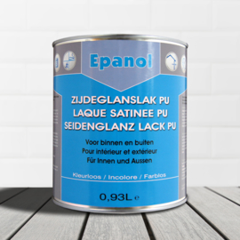 Epanol Zijdeglanslak PU 1 Liter