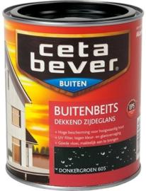 Cetabever Buitenbeits Dekkend Donkergroen 605 750 ml