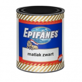 Epifanes Matlak Zwart 750 ml