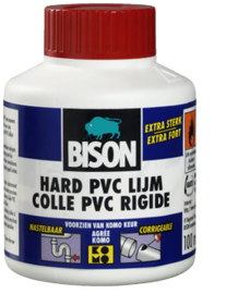 Bison Hard PVC-lijm 100 gram