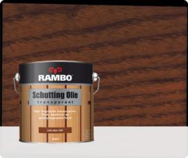 Rambo Schutting Olie Transparant Licht Eiken 1202 2,5 Liter