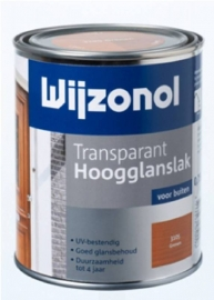 Wijzonol Transparant Hoogglans 3125 Noten 750 ml