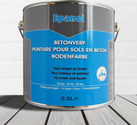 Epanol Betonverf Zijdeglans 2,5 Liter