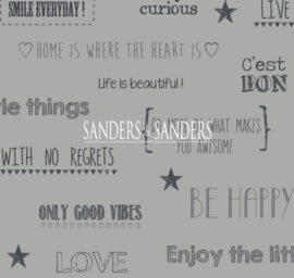 Sanders & Sanders Trends & More Behang nr. 935260