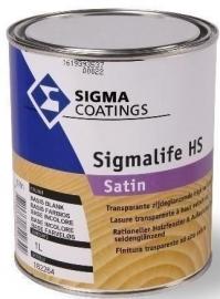 Sigma Sigmalife HS Satin Kleurloos 750 ml