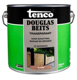 Tenco Douglas Beits Transparant Blank 2,5 liter