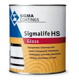 Sigma Sigmalife HS Gloss 1707 Teak 750ml