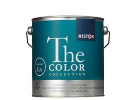 Histor The Color Lak Waterbasis Mat 2,5 Liter