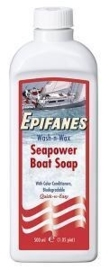 Epifanes Seapower Wash-n-Wax Boatsoap 500 ml