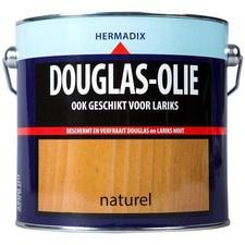 Hermadix Douglas-Olie Naturel 2,5 Liter