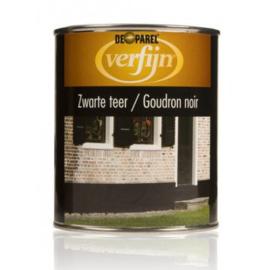 Verfijn Zwarte Teer 2,5 Liter