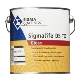 Sigma Sigmalife DS TX Gloss Licht Eiken 2,5 Liter