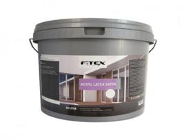 Fitex Acryl Latex Satin 2,5 Liter