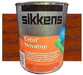 Sikkens Cetol Novatop Teak 085 1 Liter