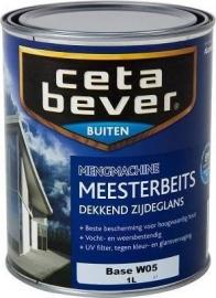 Cetabever Meesterbeits UV Dekkend Zijdeglans Mengen 1 Liter