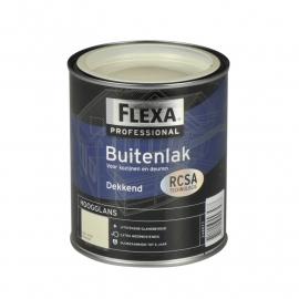 Flexa Buitenlak Halfglans Q5.05.10 Grachtengroen 750 ml