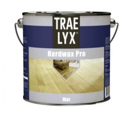 Trae Lyx Hardwax Pro  Mat Kleurloos 2,5 Liter