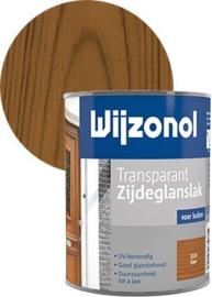 Wijzonol Transparant Zijdeglans 3110 Eiken 750 ml