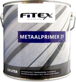 Fitex Metaalprimer ZF 2,5 Liter