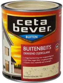 Cetabever Buitenbeits Dekkend Zandsteengeel 702 750 ml