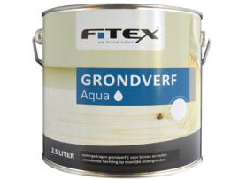 Fitex Grondverf Aqua 2,5 Liter