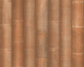 AS Creation New England 2 behang 96184-1 Bamboe