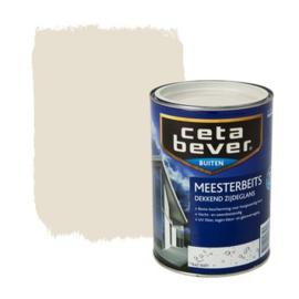 Cetabever Meesterbeits UV Dekkend Zijdeglans RAL 9001 1,25 Liter