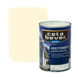 Cetabever Meesterbeits UV Dekkend Zijdeglans Cremewit  714 1,25 Liter