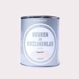 Hermadix  Deuren en Kozijnenlak Taupewit 750 ml