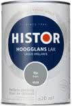 Histor Hoogglans Lak Tin 6928 1,25 Liter