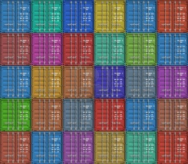 Container Coating  op Kleur Gemaakt  5 liter