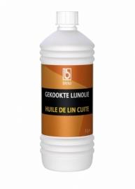 Bleko Gekookte Lijnolie 1 Liter