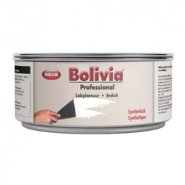 Bolivia Synthetische  Lakplamuur Wit 800 gram