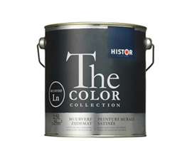 Histor The Color Collection Muurverf Zijdemat 5 Liter