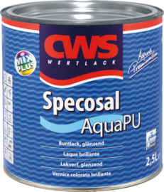 CWS WERTLACK® Specosal Aqua PU 2,5 Liter